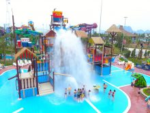 Typhoon Water Park Hạ Long – Điểm đến lý tưởng cho mùa nắng nóng