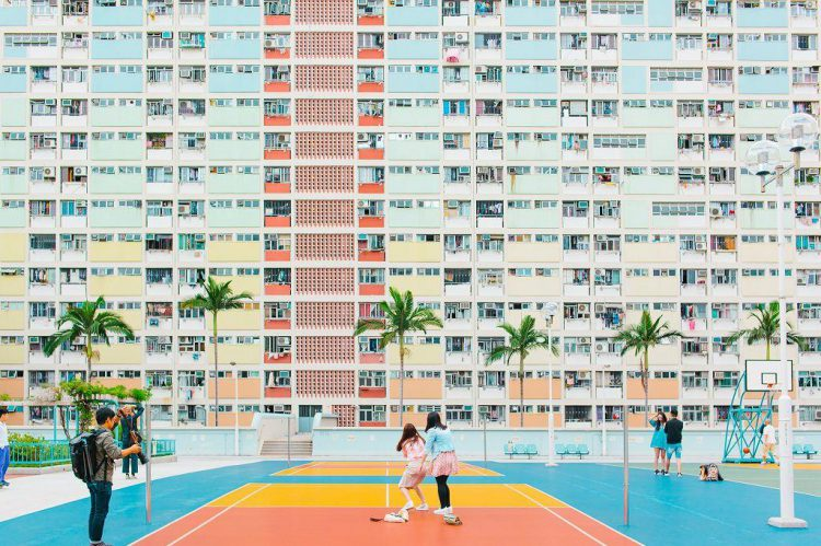 1001 images of virtual living in famous apartments when traveling to Hong Kong